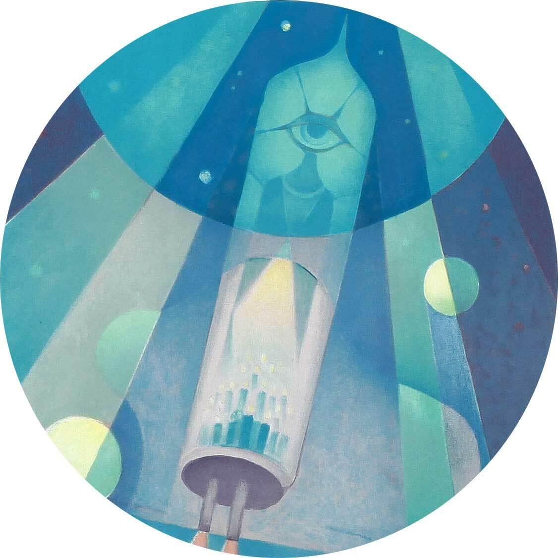 Genius of Time – Kepler 186f (Ainara Sweden)
